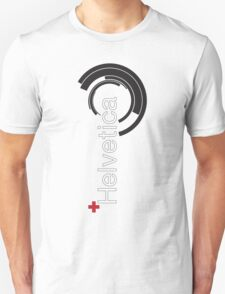 Helvetica + T-Shirt