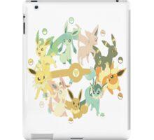 Eeveelutions  iPad Case/Skin