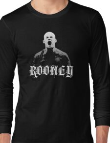 Wayne Rooney Roar T-Shirt Long Sleeve T-Shirt