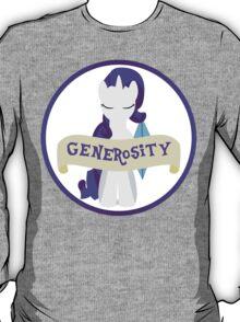 Elements of Harmony - Generosity T-Shirt