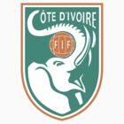 Ivory Coast World Cup T-Shirt by onenil