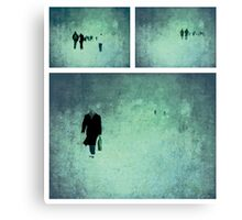 Project ~ People - Triptych Canvas Print