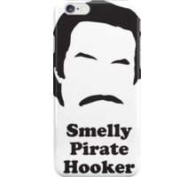 Ron Burgundy - Smelly Pirate Hooker iPhone Case/Skin