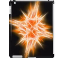 Orange Star 1 iPad Case/Skin