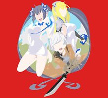 Is it wrong to try and pickup girls in a dungeon? Unisex T-Shirt