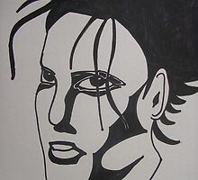 Robert Smith by MagsWilliamson