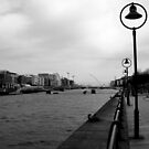 Cool Mood River Liffey by heartyart