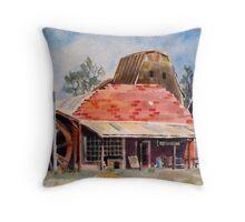 BARNS OF CHETOPA III Throw Pillow
