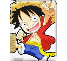 Chibi Luffy - One Piece iPad Case/Skin