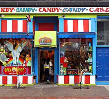 Candy Store  by Ethna Gillespie