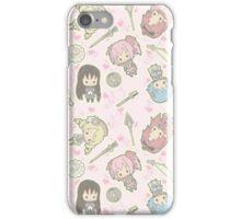 Madoka Magica Chibi iPhone Case/Skin