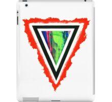 Triangle Composition I iPad Case/Skin