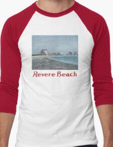 Revere Beach 1 Men's Baseball ¾ T-Shirt