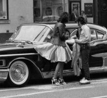 Classic American car, 1976 Sticker