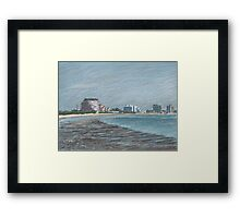 Revere Beach 1 Framed Print