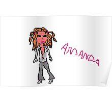 Amanda #8 Poster