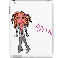 Amanda #8 iPad Case/Skin