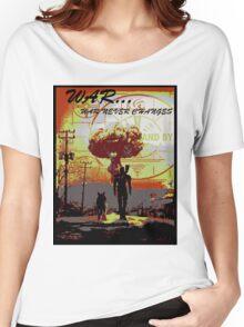Vault dweller & Dogmeat Women's Relaxed Fit T-Shirt