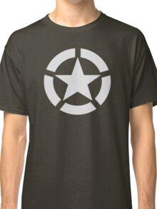 Allied Star (White) Classic T-Shirt