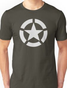 Allied Star (White) Unisex T-Shirt