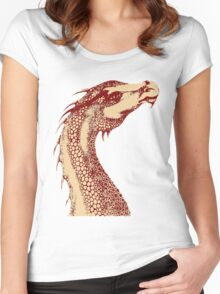 Petoskey Dragon Women's Fitted Scoop T-Shirt