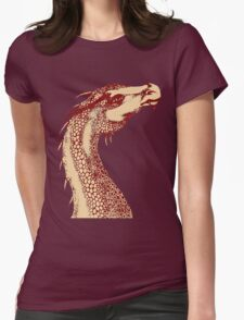 Petoskey Dragon Womens Fitted T-Shirt