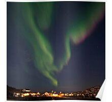 Aurora Borealis IV Poster