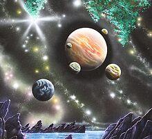 Multiverse 333 by Sam DelRussi