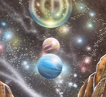 Multiverse 335 by Sam DelRussi