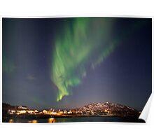 Aurora Borealis V Poster