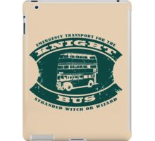 The Knight bus iPad Case/Skin