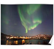 Aurora Borealis VI Poster