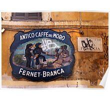 Sea Shanty Cafe Poster