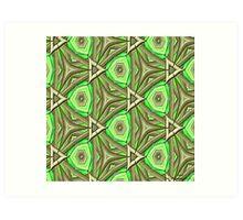 ( AMAR  1 )  ERIC  WHITEMAN  ART   Art Print
