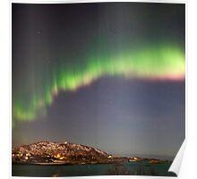 Aurora Borealis VIII Poster