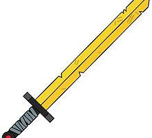 Finn the Human's Sword by rywhal