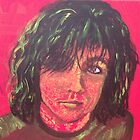 Syd Barrett - Red by MerrilynW