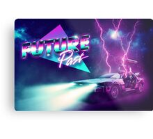 Future Past Metal Print
