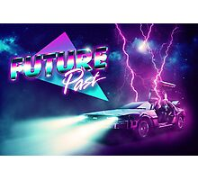 Future Past Photographic Print