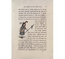 The Queen of Pirate Isle Bret Harte, Edmund Evans, Kate Greenaway 1886 0015 The Proud Lady Photographic Print