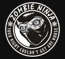 Zombie Ninja T-Shirt