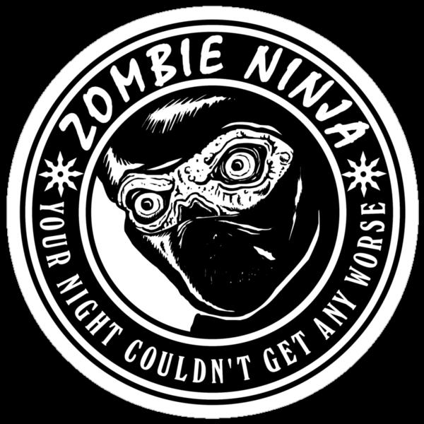 Zombie Ninja by ZugArt