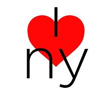 I LOVE NY by Grant Chappelle