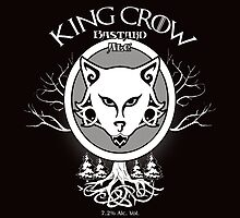 King Crow Bastard Ale by Shield-Maiden