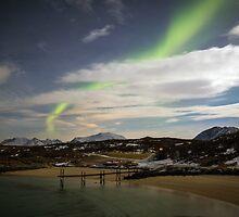 Aurora Borealis XI by TigerOPC