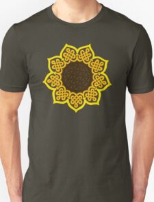 Celtic Sunflower T-Shirt