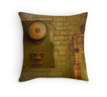 Function and Form Throw Pillow
