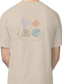 Four Elements Classic T-Shirt