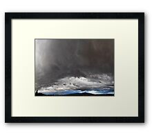 ©HCS Move For The Wind IA. Framed Print