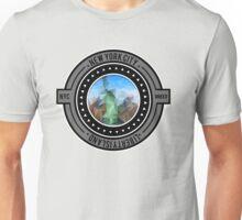 Geometric New York Cityscape  Unisex T-Shirt